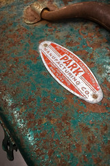 (263/366) Tool Box (CarusoPhoto) Tags: tool box john caruso carusophoto photo day project 365 366 iphone 6 plus rust green red vintage old
