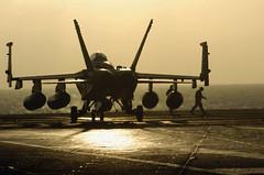 (aeroman3) Tags: fa18hornet flightoperations usskittyhawk pacificocean