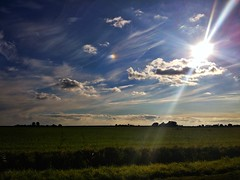 Sundog (Jaco Verheul) Tags: sun sundog parhelion parhelium panorama panoramic landscapes landscape sky cloud clouds blue green phonephoto jacoverheul lgg3 lg