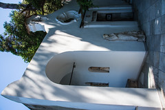 Capri - Villa San Michele Chapel (Le Monde1) Tags: italy capri sea coast island lemonde1 nikon d610 dr doctor axelmunthe swedish villasanmichele sphinx harbour bay marble loggia busts statues art plinth chapel capel stmichael montesolara museum anacapri