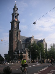 Amsterdam - Westerkerk (bartlinssen1968) Tags: lf7 amsterdam westerkerk