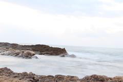 Marismas de Alicante (alexsv92) Tags: mar agua alicante bruma rocas amanecer