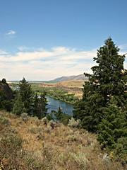 Snake River (nimbus55) Tags: idaho snakeriver river vally hills