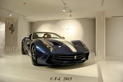 Ferrari F60 America - Galleria Ferrari - Maranello 2015 (Ferrari-live / Franck@F-L) Tags: ferrari america maranello galleria