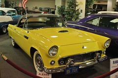 Don Laughlin's Classic Car Collection (USautos98) Tags: 1955 ford thunderbird convertible