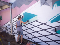 Hard at Work! (Stv.) Tags: aroundtown mountpleasant mural muralfest publicart vmf2016 vancouver britishcolumbia canada exif:lens=olympusm17mmf18 exif:make=olympusimagingcorp geo:country=canada geo:city=vancouver geo:state=britishcolumbia geolocation camera:model=em5 exif:aperture=ƒ18 geo:lat=49266078012977 exif:isospeed=200 camera:make=olympusimagingcorp geo:lon=12310083311119 exif:focallength=17mm exif:model=em5