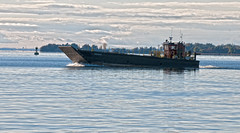 Maple Grove(Commercial Landing Craft) (cj howitt) Tags: landingcraft stlawrenceriver 1000islands clayton newyork seaway