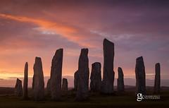 Callanish Sunrise (GraemeKelly) Tags: graeme graemekellyphotography kelly photography landscape light landscapes scotland scenery isle lewis outer hebrides callanish sunrise stone circle histroy archeology