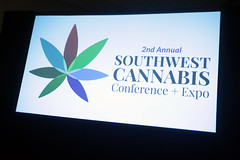 Southwest Cannabis Conference & Expo sign (Gage Skidmore) Tags: southwest cannabis conference expo phoenix convention center 2016 2nd annual marijuana prop 205 activist activism