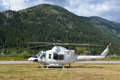 Wildcat Helicopters Bell 412 C-FWTE (+Jethro+) Tags: wildcathelicopters bell412 cznl nelson britishcolumbia helicopter thehdaviation bell412ep