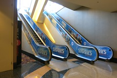 Entertainment, Storks, Escalator Graphics