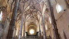 Igreja Santa Maria de Belm (kpmst7) Tags: 2016 eurasia europe portugal lisbon lisboa iberia westerneurope southerneurope monastery catholic church interior belm unesco nationalcapital