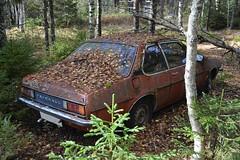 Vauxhall Cavalier (Flash 86) Tags: vauxhall cavalier sweden sverige