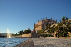 DSC_0111 (mkk3a) Tags: architektura hiszpania lalmudaina laseu majorka mallorca palma palmademallorca gotyk obrbka shiftn