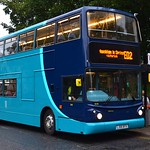 Arriva North East: 7419 / LJ55BTX