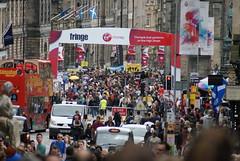 Edinburgh Festival Fringe (Secondcity) Tags: edinburgh edinburghfestivalfringe royalmile