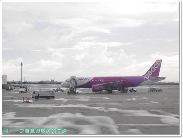 樂桃航空.沖繩自助旅遊.那霸機場.出入境.登機.懶人包image001