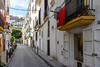 Ibiza (Edi Bähler) Tags: architektur bauwerk fassade gasse gebäude haus ibiza pflanze spanien architecture building facade plant structure nikond5 28300mmf3556
