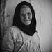 Portrait, old Berber woman - Morocco Haut Atlas