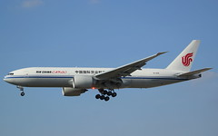 B-2091 Boeing 777 Air China Cargo (GSairpics) Tags: b2091 boeing boeing777 b777f b772 b77l airchinacargo freight freighter cargo aircraft aeroplane airplane aviation transport airport fra eddf frankfurtairport germany jet jetliner airline airliner
