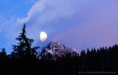 Moonrise (Iain Robert Reid Photography) Tags: strathcona provincial park landslide lake foster bc parks