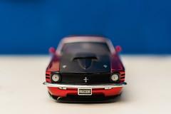 Mustang (33/365) (pedrobueno_cruz) Tags: mustang toy bokeh 35mm flash car red photography photographer macro ensenada colors mxico 365 challenge d7200 nikon