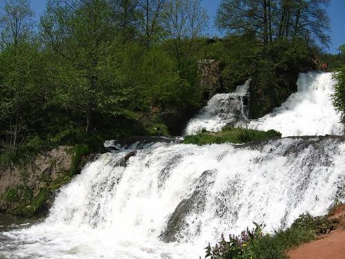 Джуринський (Червоногородський) водоспад
