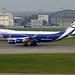 AirBridgeCargo, VQ-BWW, Boeing 747-406F ER