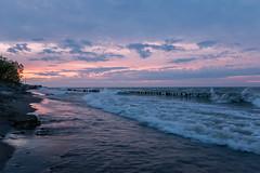 (jonnyrowles) Tags: water lake erie sunrise nikon tokina