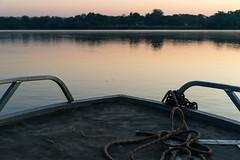 20160827_ZambeziReflectionsCover_MCM (mcmessner) Tags: africa bjadventures boat livingston river southafrica2016 sunrise sunriseboatride tongabezilodge zambeziriver zambia livinstone