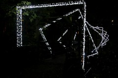 2016 - 14.10.16 Enchanted Forest - Pitlochry (43) (marie137) Tags: enchanted forest pitlochry mobrie137 scotland lights music people water reflection trees shows food fire drink pit patter shapes art abstract night sky tour family walk path bells smoke disco balls unusual whisperer bridge wood colour fun sculpture day amazing spectacular must see landscape faskally shimmer town