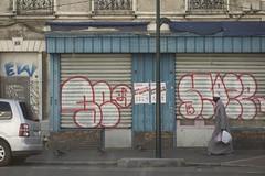. (Le Cercle Rouge) Tags: saintouen france graffs graffitis tags bubble style painters human thewalkerdiaries
