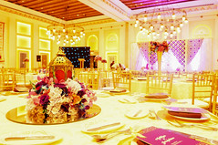 Centre pc Low (Purrple Orryx) Tags: weddings wedding engagement setup ceremony fabrication staging backdrop decor decoration centrepc florals arch lighting av technical production jumeirah madinat 2016 october
