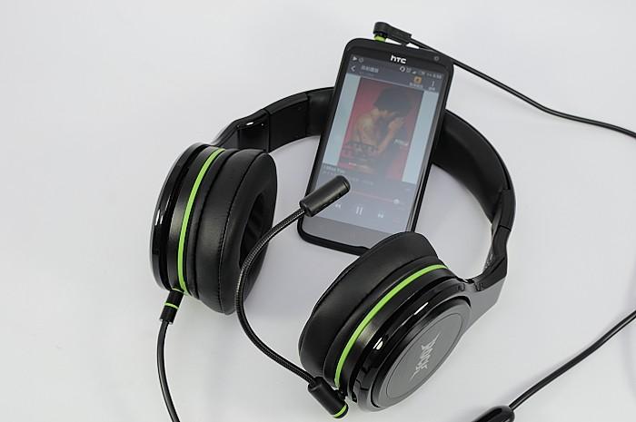 i-rocks-a05 電競耳機 開箱