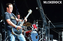 Malos Vicios # Viña Rock 2013