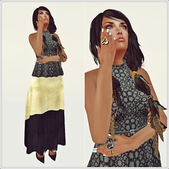 TL 111 (TLStylish) Tags: free mad exile chandelle freebie slink ikshu sakide the100block