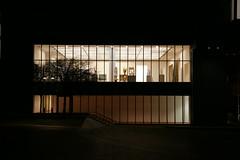 Koeln bei Nacht (askimo) Tags: kln dmmerung nach museumludwig domplatte