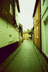 000064650020 (FXDBBBT) Tags: uk travel film 35mm iso100 ct canterbury contax crossprocessing agfa t2 contaxt2 precisa 2013