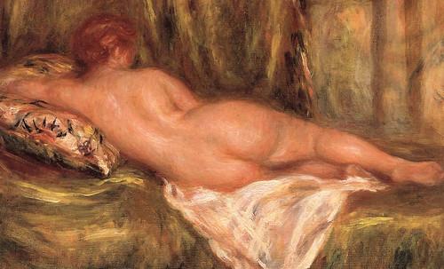 "La Gran Odalisca, argumentación de Jean Auguste Ingres (1814), sinapsis de Auguste Renoir (1890), Pablo Picasso (1907), Amadeo Modigliani (1917). • <a style=""font-size:0.8em;"" href=""http://www.flickr.com/photos/30735181@N00/8805014011/"" target=""_blank"">View on Flickr</a>"