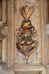 Laon (Aisne) - Cathdrale Notre-Dame - Cuve de la chaire (dtail) (Morio60) Tags: notredame cathdrale 02 picardie laon aisne