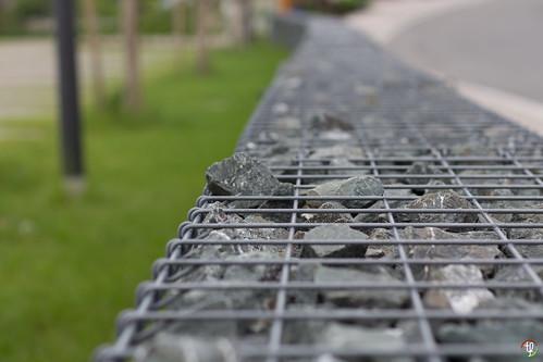 Gastbeitrag: Baustahlmatten gefüllt mit Steinen