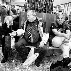Deep discussions. Gothenburg, Sweden #streetphotography #streetphoto #gothenburg (StreetPeople) Tags: portrait blackandwhite bw monochrome square photography blackwhite moments candid streetphotography documentary squareformat streetphoto unposed blacknwhite bnw streetpeople tog decisivemoment streetcandid streetbw streetphotographybw bestcamera iphoneography streetphotobw instagramapp uploaded:by=instagram streetog worldstreetphotography foursquare:venue=4b41dee8f964a520a7c925e3 danieleliasson