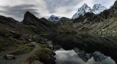 Lago Fiorenza (rinogas) Tags: italy mountain lake montagne piemonte cuneo monviso crissolo alpicozie monteviso rinogas