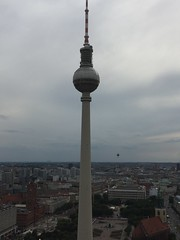 Berlin travels (Christina_182) Tags: televisiontower fernsehturm travel germany berlin