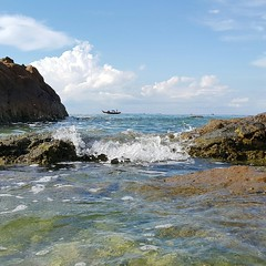 #Sandy#Beach#wave#island#Ong Dia#Mui Ne (hungthunder) Tags: ong wave island mui beach sandy
