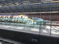 Eurostar (James F Clay) Tags: london eurostar stpancras