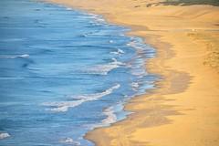 Redhead From Above (Paul Hollins) Tags: aus australia newsouthwales redhead redheadbeach seascape nikond750 nikon rocks ocean waves watermovement