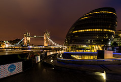 London tower bridge version 3 (technodean2000) Tags: london tower bridge england uk nikon d610 lightroom night architecture