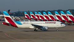 D-AEWD Eurowings Airbus A320 Dsseldorf Airport (EDDL/DUS) (pascal_mst) Tags: dusseldorf eurowings