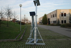 CAVALLETTI VERTICALI REGOLABILI/VERTICAL ADJSTABLE STANDS TELESCOPES